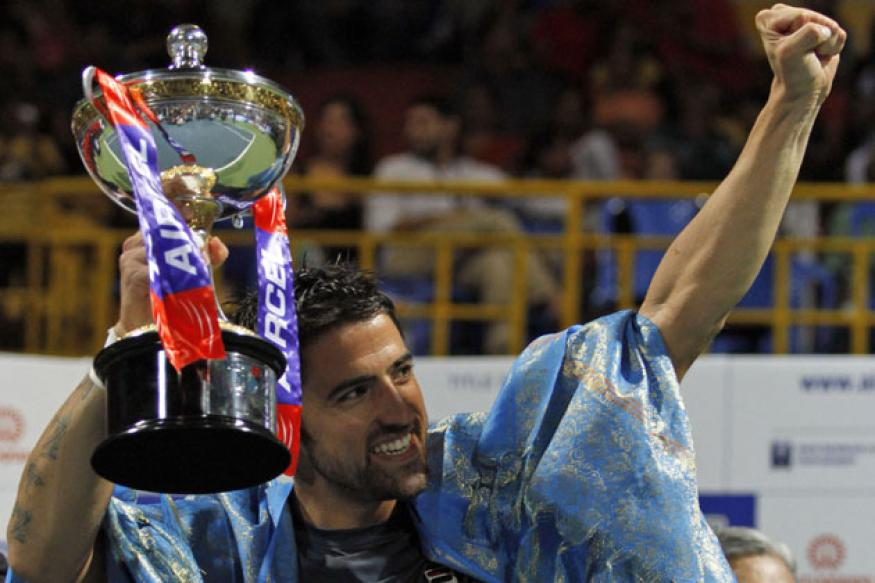 Relieved Tipsarevic finally wins Chennai Open