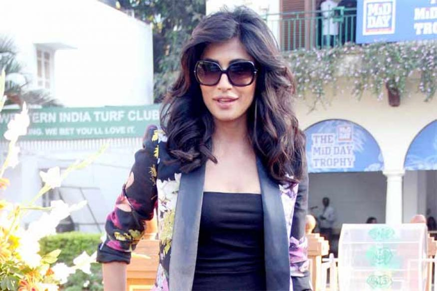 Fashion Watch: Chitrangada's floral pant suit