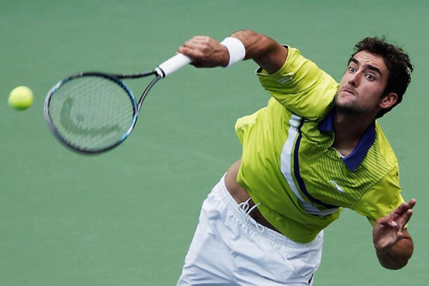 Cilic advances to quarters at Chennai Open