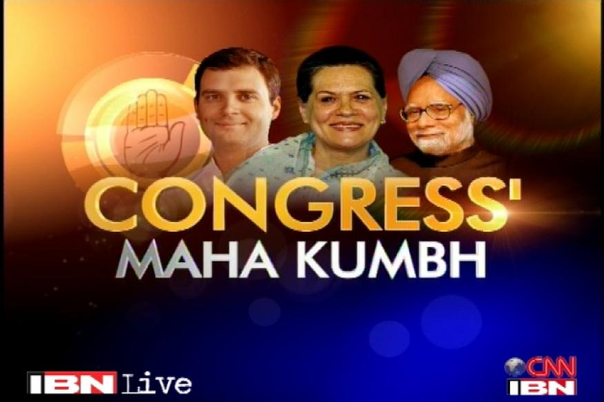 Congress Chintan Shivir: Tweets from Jaipur