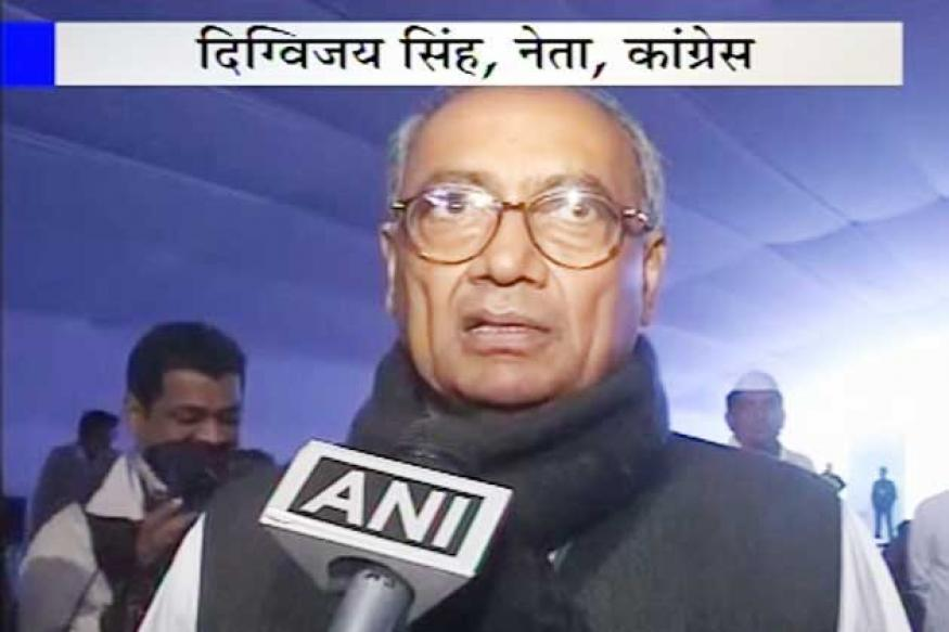 DMK shouldn't comment on diesel price: Digvijaya
