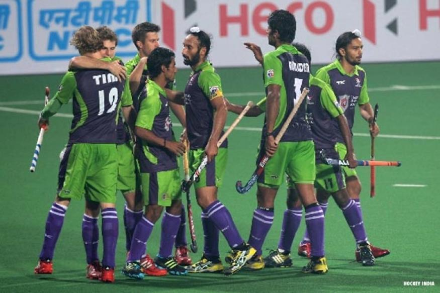 HIL: Gutsy Ranchi hold Delhi to a 2-2 draw