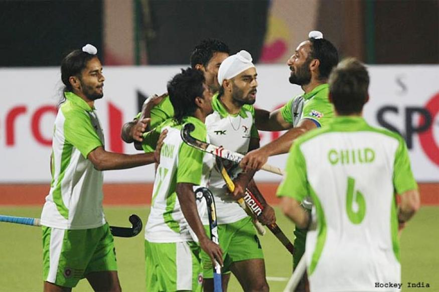 HIL: Delhi conquer Punjab to go clear on top