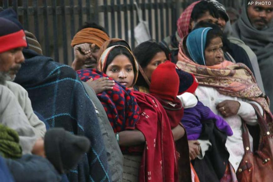 Delhi: No respite from cold as mercury stays below normal