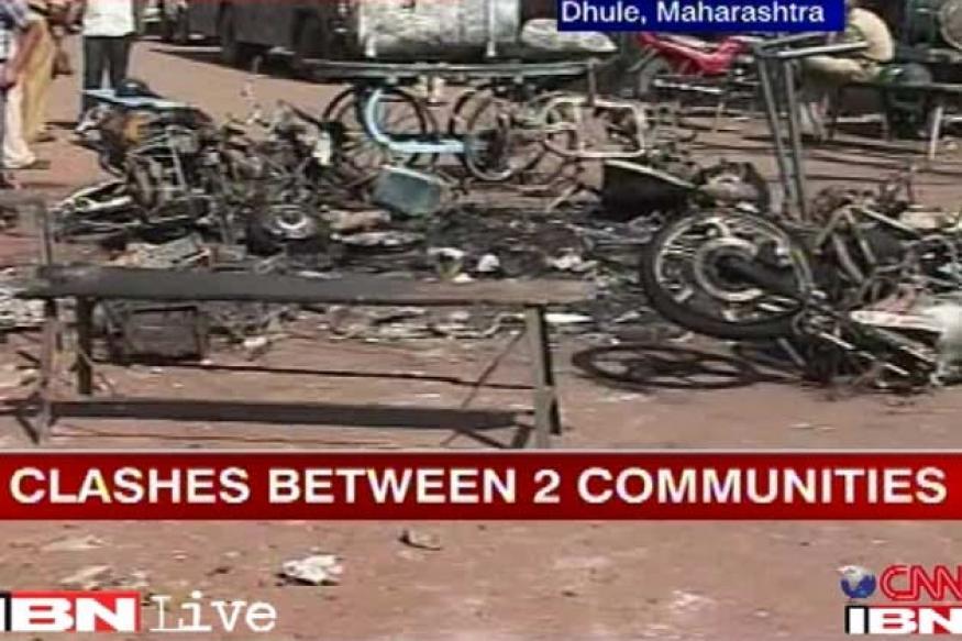 Maharashtra govt orders judicial probe into Dhule riots