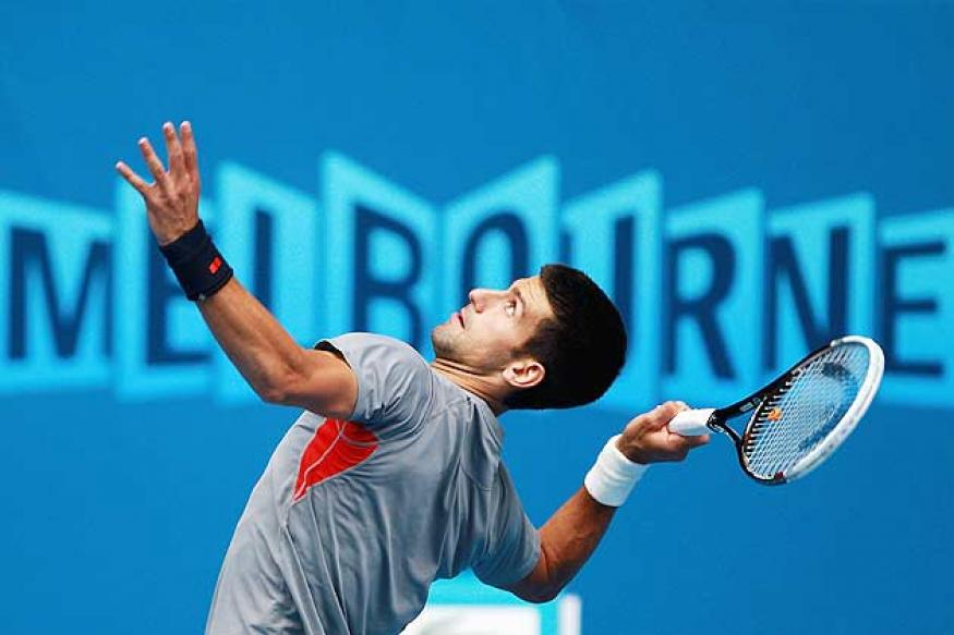 World No. 1 Djokovic bids for Australian Open hat-trick