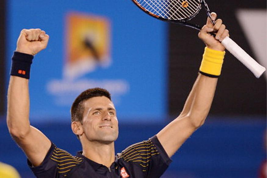Djokovic thrashes Ferrer to enter Australian Open final