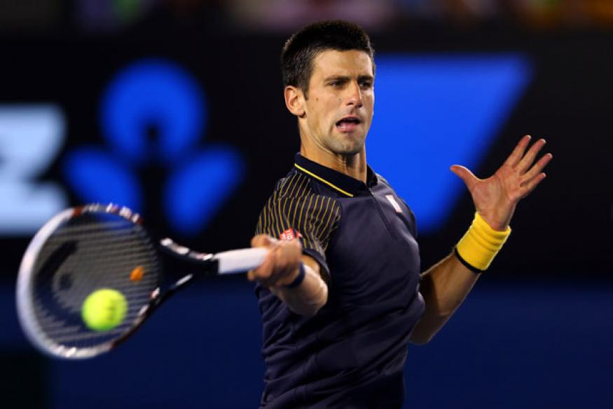 Djokovic, Sharapova cruise at Australian Open