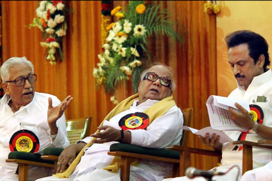 Stalin will remain powerless till his father remains DMK boss: Meenakshi Mahadevan