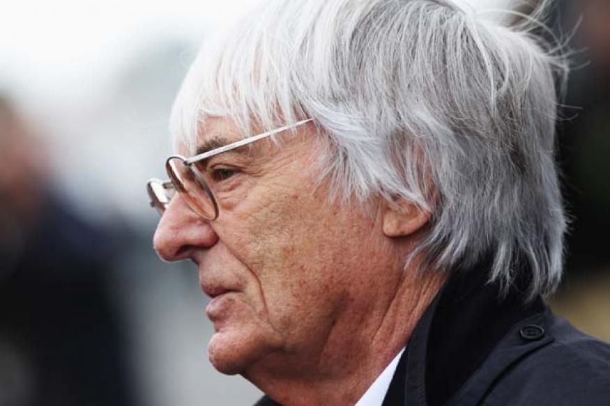 Ecclestone hopeful about 2013 German Grand Prix