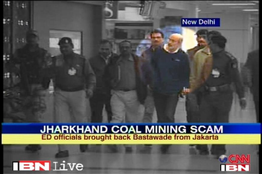 Coal scam: Koda aide Bastawade produced in Ranchi court