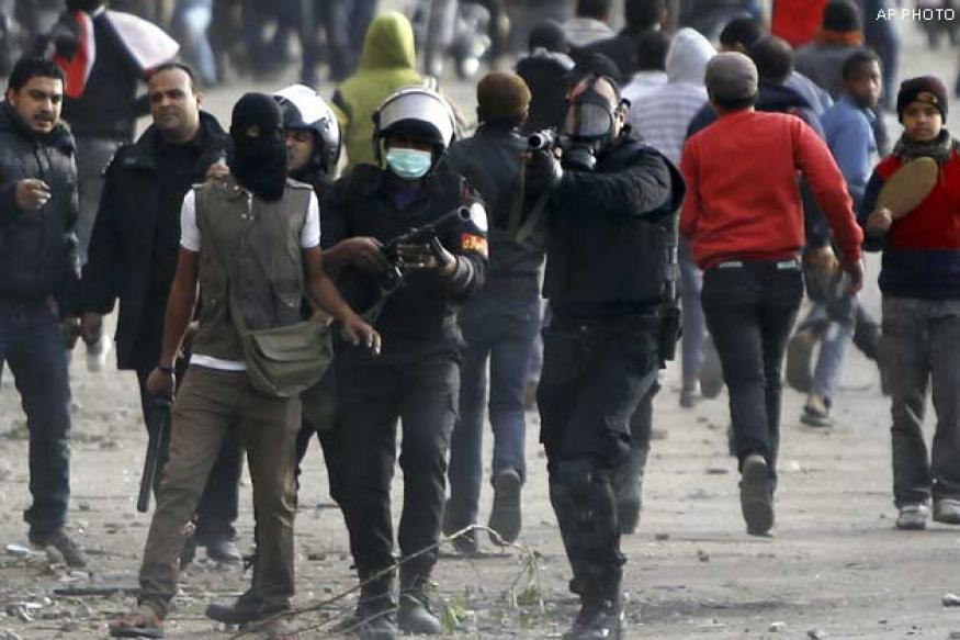 Egypt's leader declares emergency after clashes kill 49