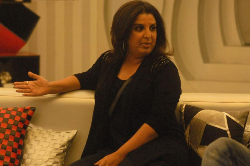 Bigg Boss 6: Farah Khan enters the house