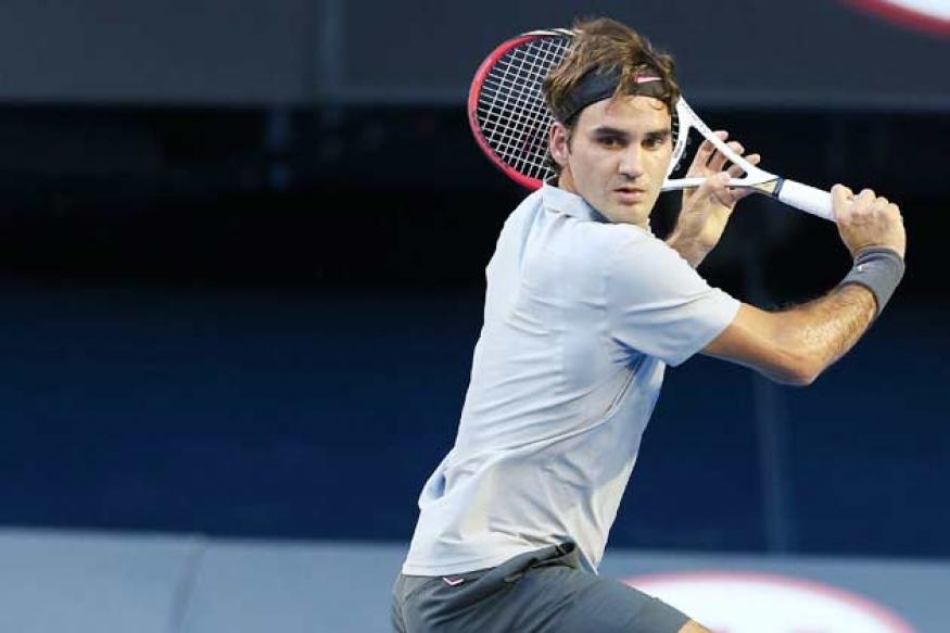 Federer storms into 3rd round at Australian Open