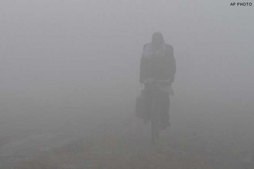 Delhi: Coldest day in 44 yrs, maximum temp 9.7 degree Celsius