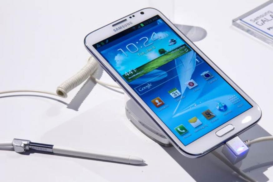 Phablet market grew 4,504 per cent in 2012: Report