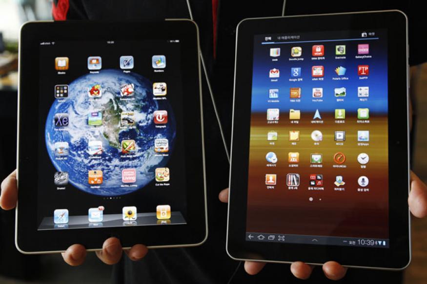 Samsung Galaxy tablets do not infringe Apple design: Dutch court