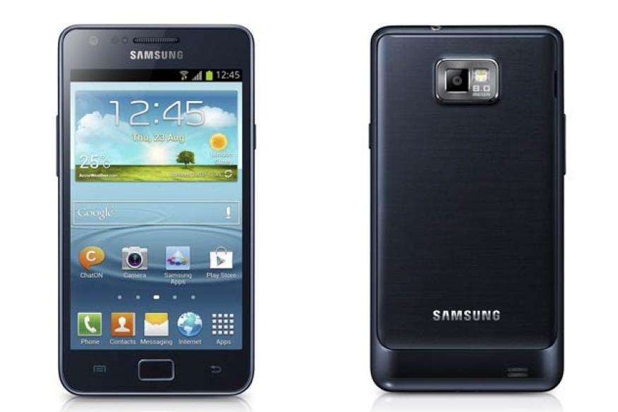 Samsung launches Galaxy S II Plus with Android Jelly Bean