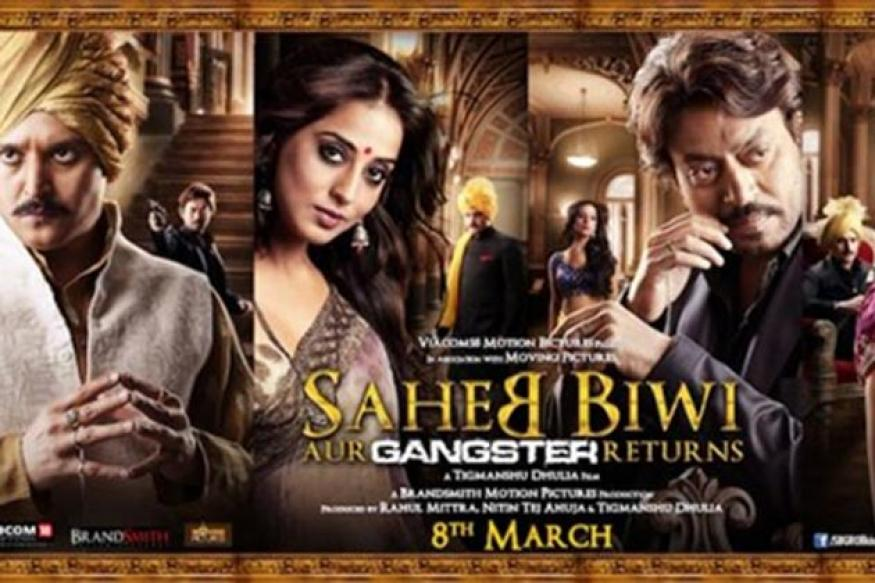 Saheb Biwi Aur Gangster Returns: Irrfan joins the gang