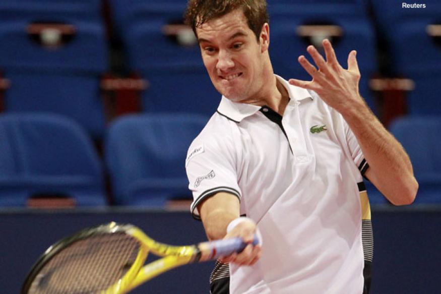 Gasquet, Davydenko reach Qatar Open final