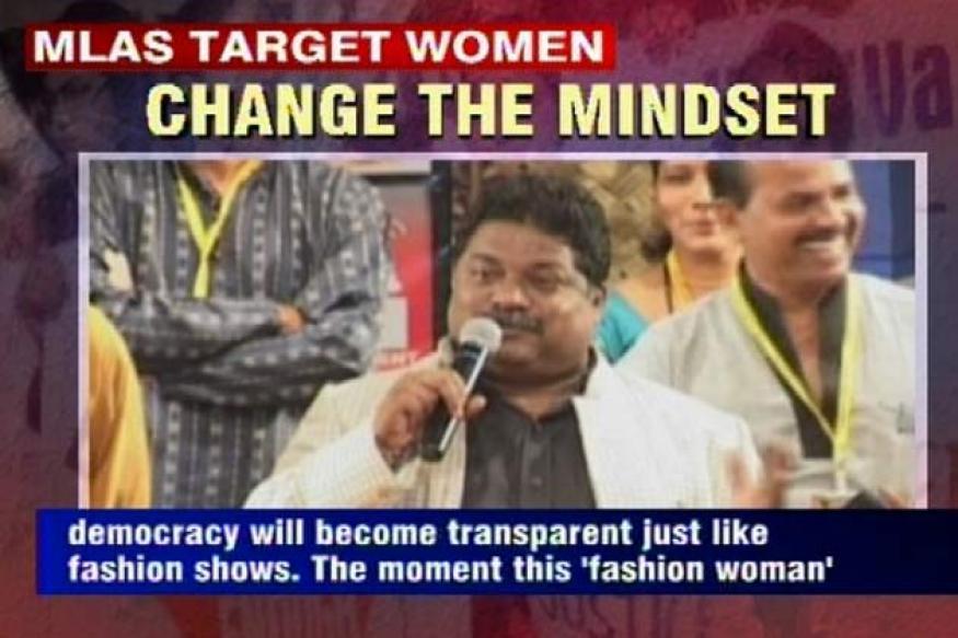 SP leader, Goa MLA blame women for rape