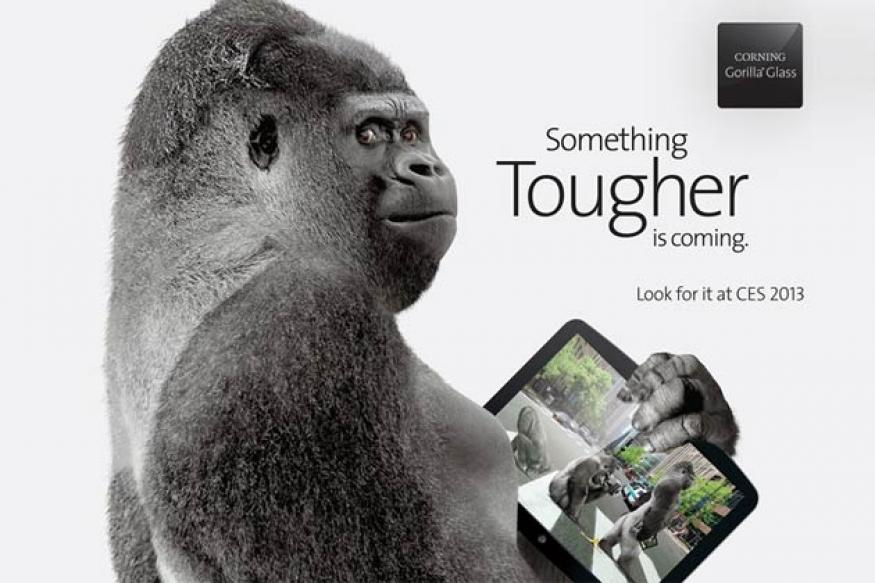 CES 2013: Corning to introduce Gorilla Glass 3