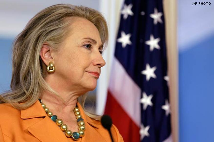 Justice for 26/11 still high on US priority: Clinton