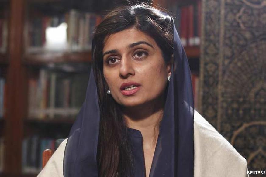 India engaged in 'war-mongering': Khar