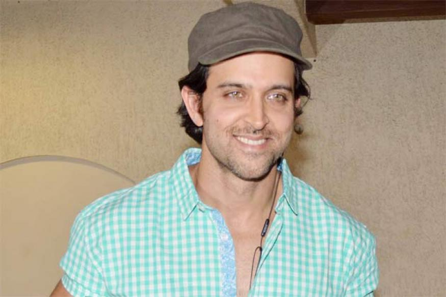 Media spoils surprise element of Hrithik's birthday party