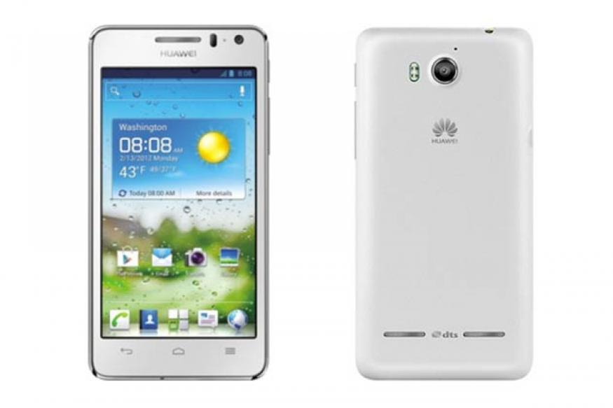Huawei Ascend G600 up for pre-order on Flipkart, Infibeam for Rs 14,990