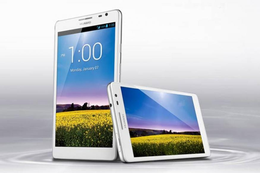 Huawei unveils 6.1-inch Ascend Mate smartphone