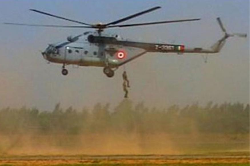 IAF to deploy helicopter squadron near Indo-Pak border