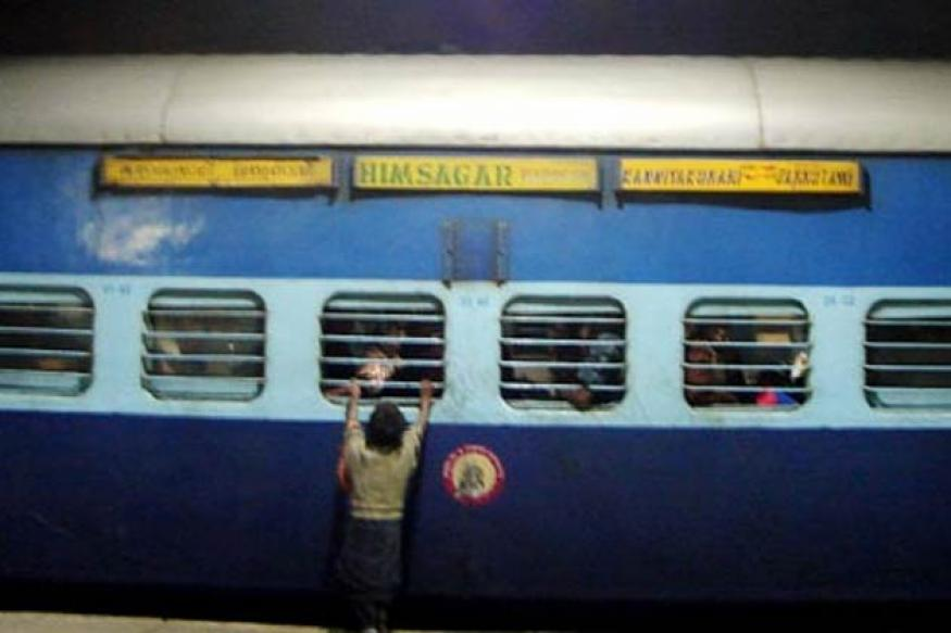 Trains to have Braille stickers for visually-challenged