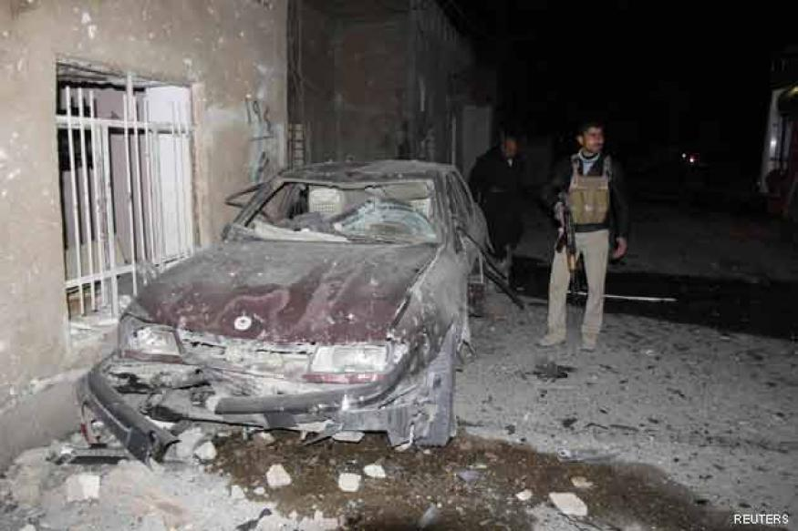 Iraq: Powerful bomb rocks Kirkuk, 4 dead