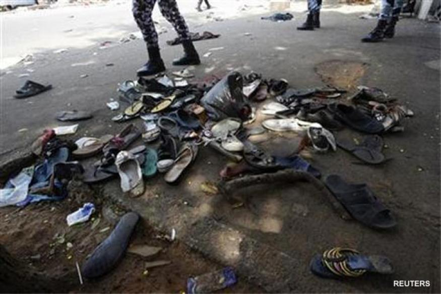 At least 61 crushed to death in Ivory Coast stampede