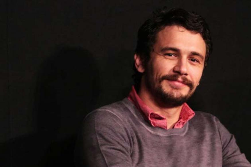 James Franco brushes off gay rumours