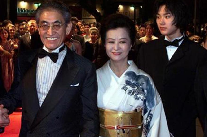 Japanese filmmaker Nagisa Oshima dies at 80