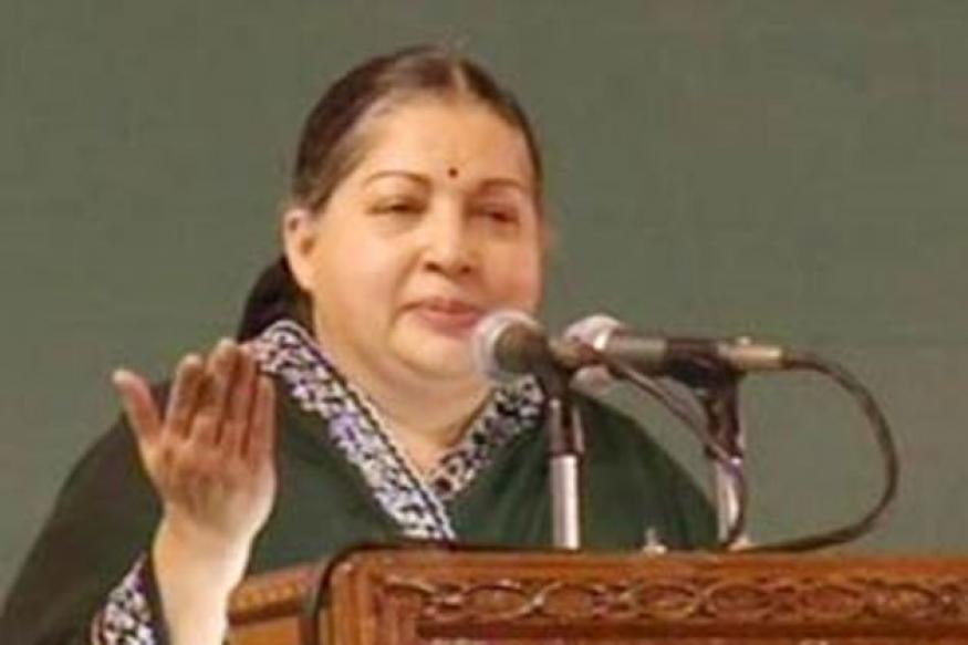 Jaya announces Rs 10 lakh reward to CA topper