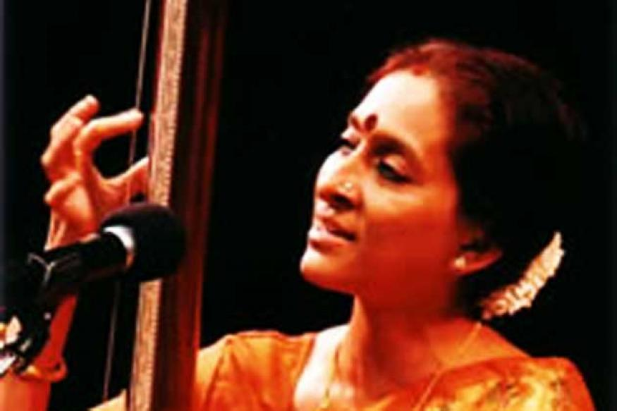 Bombay Jayashri in Oscar race for Original Song