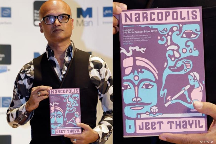 Jeet Thayil wins the 2013 DSC prize for literature