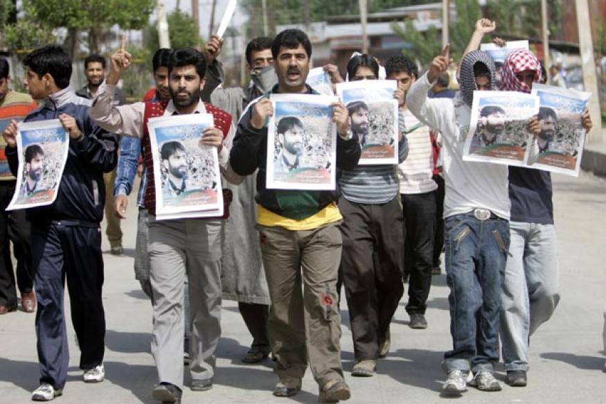 JKLF to highlight plight of Kashmiri prisoners