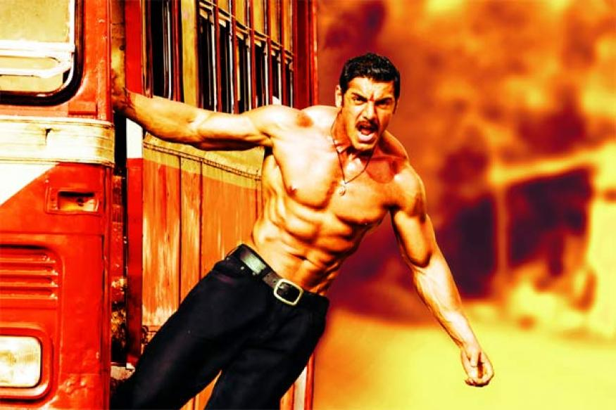'Shootout At Wadala' First Look: John as Manya Surve