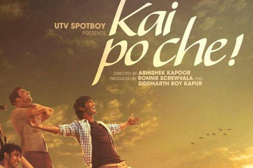 'Kai Po Che' highlights the middle class youth: Abhishek