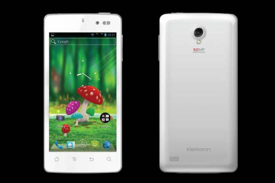 Karbonn to launch quad-core S1 Titanium very soon