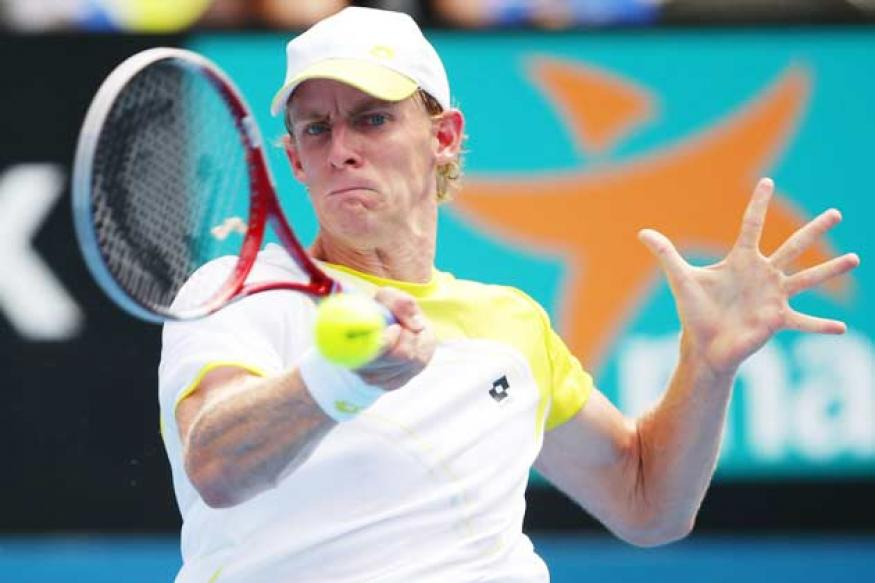 Anderson edges Benneteau to reach Sydney final