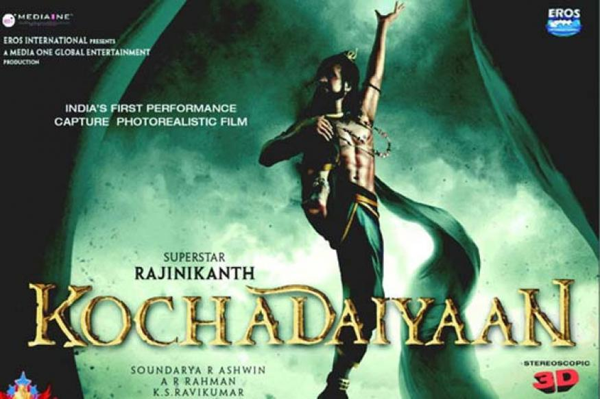 'Kochadaiyaan' is set for a Tamil New Year release