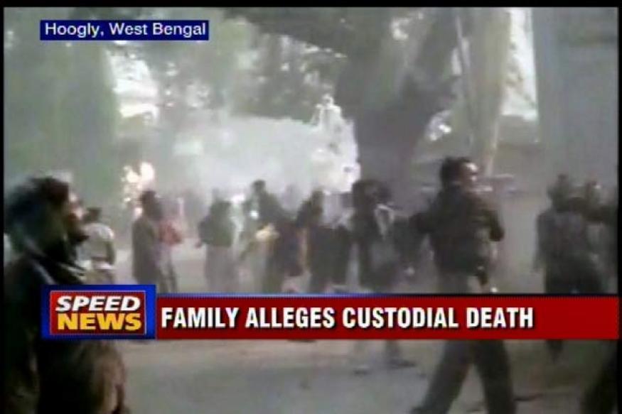 TMC activist dies in police custody, protests erupt