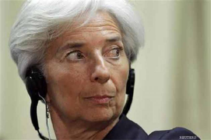 Do not relax: IMF chief to world leaders