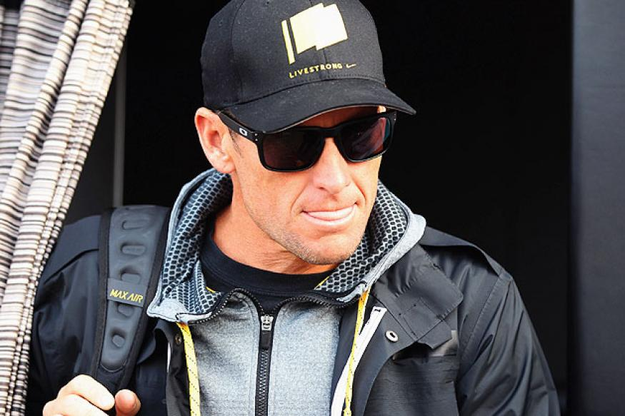 Disgrace to have Armstrong as an athlete: Djokovic
