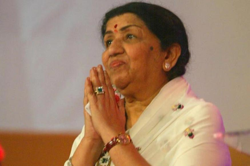 Lata Mangeshkar launches her music label